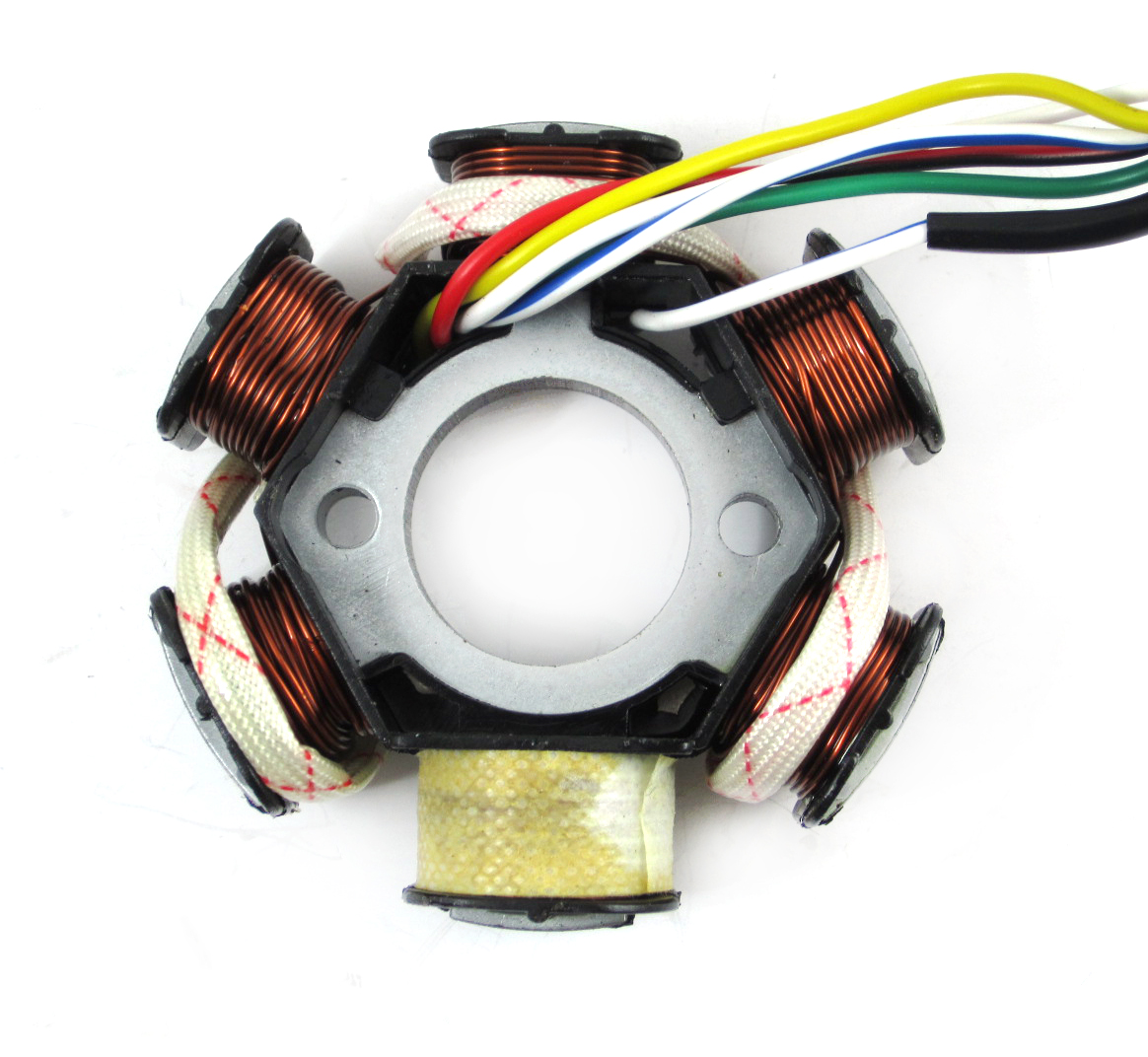 chinese stator magneto 6 coil for 50cc 110cc 125cc scooter